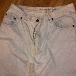 34x32 Bugle Boy Lightwash Jeans
